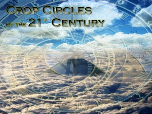 DVD menu design for the Crop Circle Connector